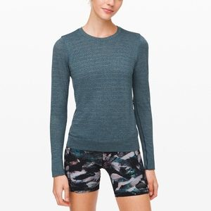 Lululemon Breeze By Long Sleeve *Squad - SIZE